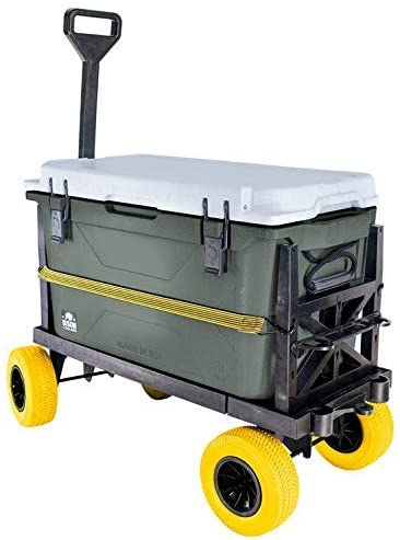 Mighty Max Cart Ice Chest Dolly Cooler Hauler