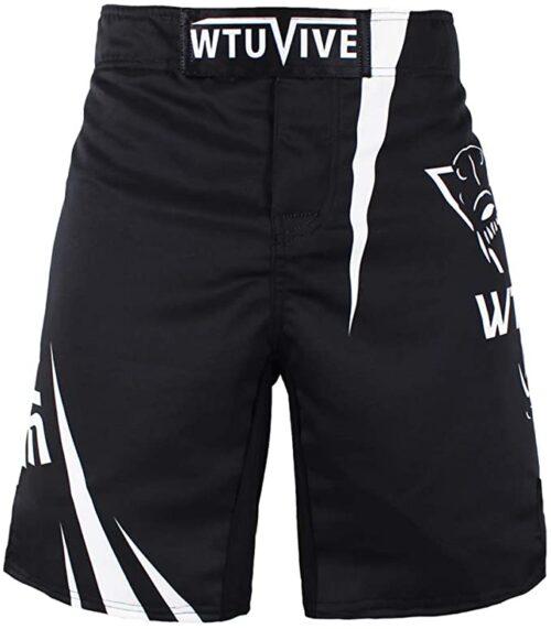 WTUVIVE MMA Shorts for Men