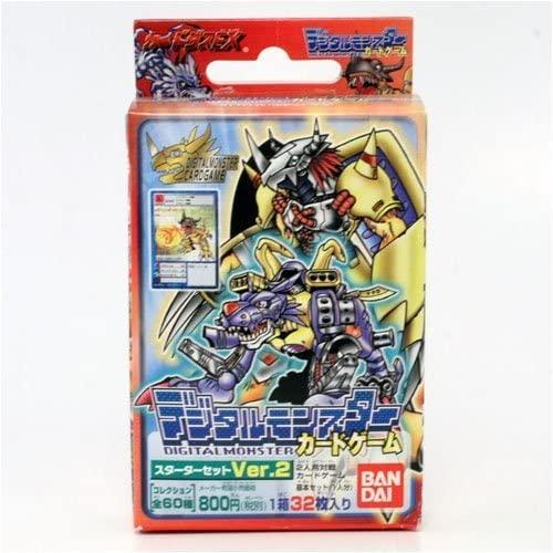 Bandai Digimon Game Card
