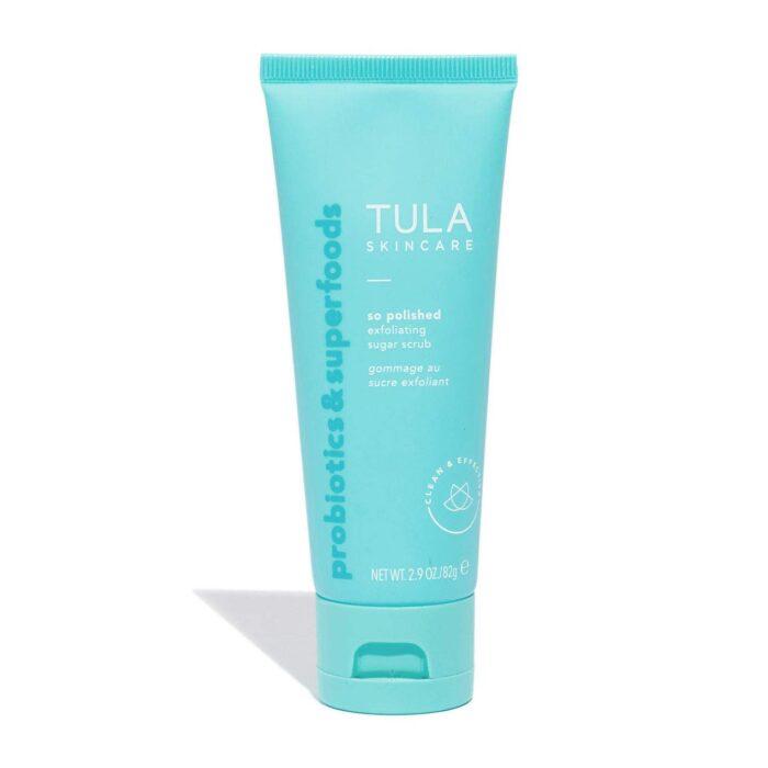 TULA Probiotic Skin Care So Polished Exfoliating Sugar Scrub