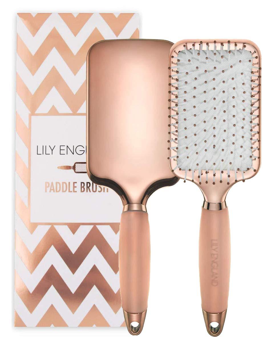 Lily England Paddle Brush