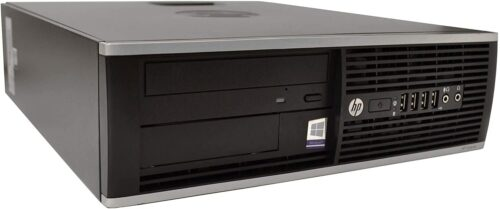HP Elite 8300 SFF Small Form Factor Business Desktop