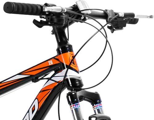 Hiland 26 Inch Mountain Bike Aluminum MTB Bicycle