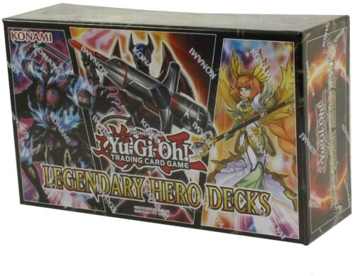 Yu-Gi-Oh! Cards Legendary