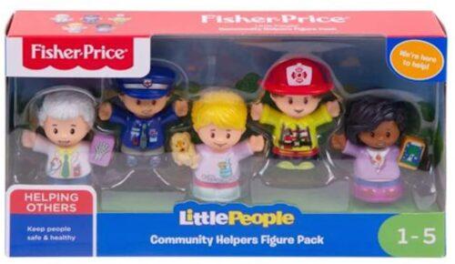 Little People Community Helpers