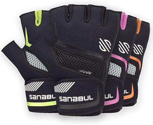 Sanabul Paw V.2 Gel Boxing MMA Kickboxing Gloves