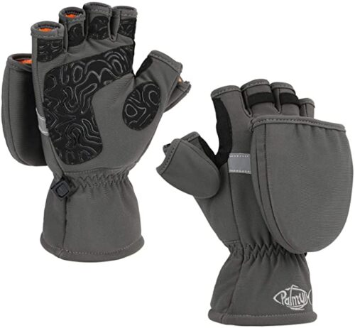 Palmyth Ice Fishing Gloves Convertible Mittens