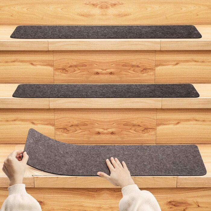 Pretigo Non Slip Carpet Stair Treads